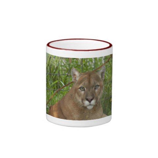 Puma 016 taza de dos colores