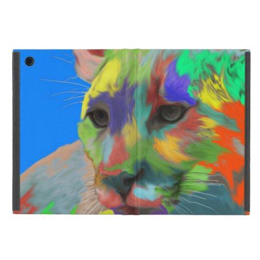 Puma (cepillado) iPad mini cobertura
