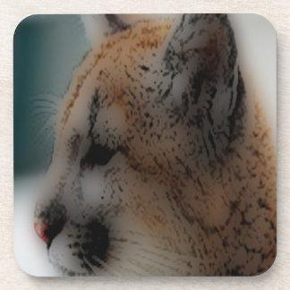 'Puma Cub del tótem Posavaso