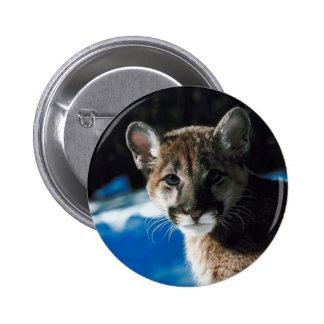 Puma Cub Pin Redondo 5 Cm
