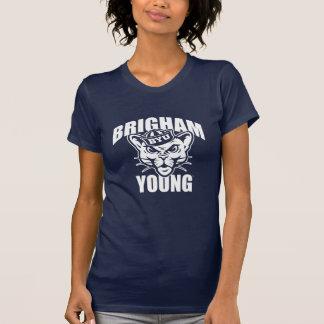 Puma de Brigham Young Remeras