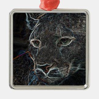 Puma de neón ornatos