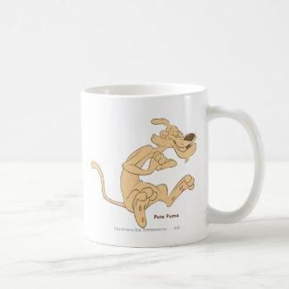 Puma de Pete emocionado Taza De Café