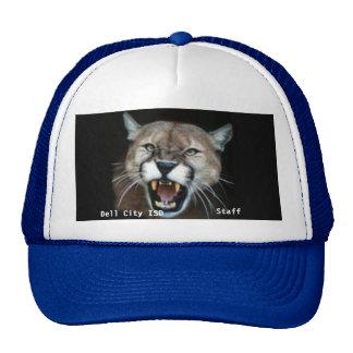 Puma de Snaarling, DSI de la ciudad de Dell, perso Gorras