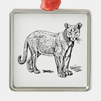 Puma Ornamentos De Reyes