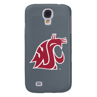 Puma del estado de Washington - rojo Funda Para Galaxy S4