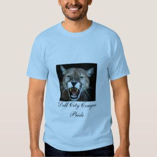 Puma del gruñido, orgullo del puma de la ciudad de poleras