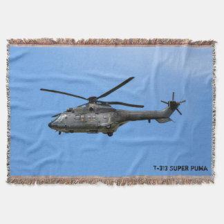 Puma estupendo T-313 Manta