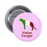 Puma italiano pin