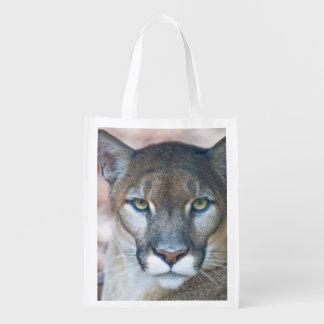 Puma, león de montaña, pantera de la Florida, puma Bolsa Para La Compra