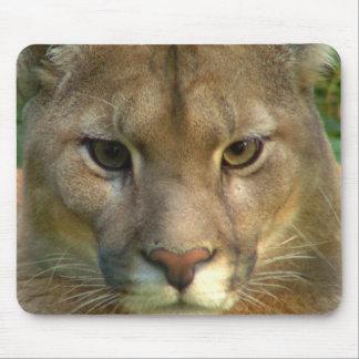 Puma Mountain Cat Mouse Pad