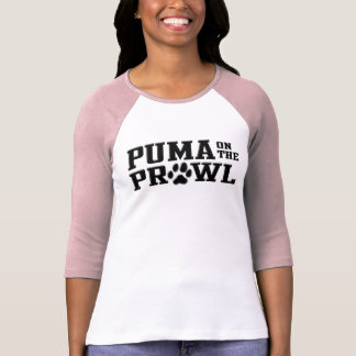 Puma on the Prowl T-Shirt