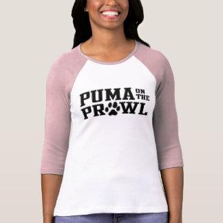 Puma on the Prowl Tee Shirts