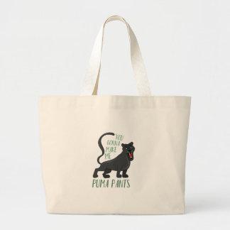Puma Pants Large Tote Bag