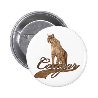 Puma Pin Redondo 5 Cm