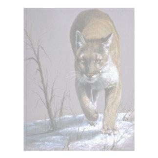 Puma Plantilla De Membrete
