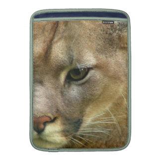 Puma salvaje fundas macbook air