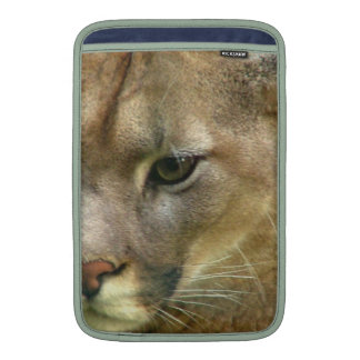 Puma salvaje fundas para macbook air