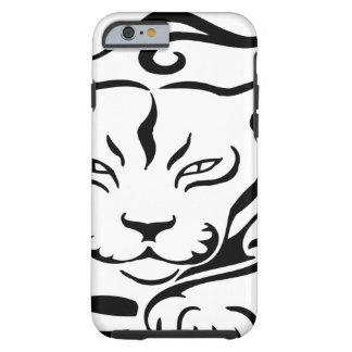 Puma salvaje y magnífico funda de iPhone 6 tough