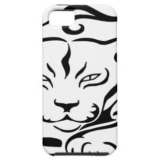 Puma salvaje y magnífico iPhone 5 carcasa