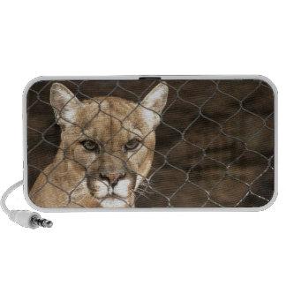 Puma...with Attitude! Portable Speakers