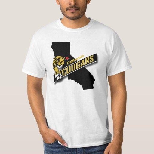 Pumas de California - PASL-Favorable T Camisas