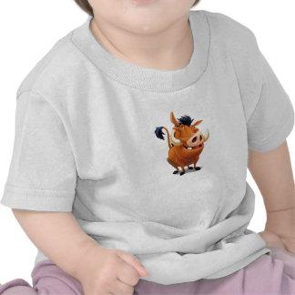 Pumba Disney Camisetas