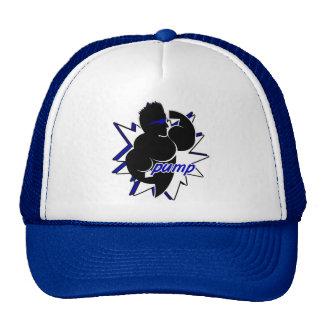 Pump Bodybuilding Cap Trucker Hat