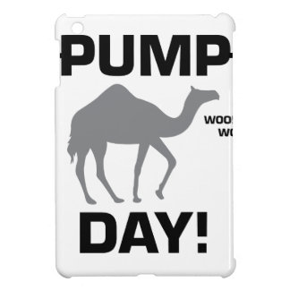 Pump Day iPad Mini Cover