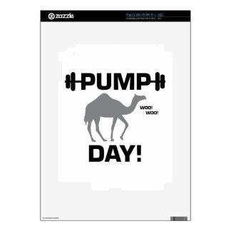 Pump Day Skin For iPad 2