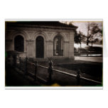 Pump House Hyde Park Greeting Cards