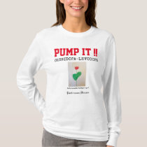 PUMP IT  FOR  PARKINSONS T-Shirt