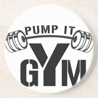 pump it gym coaster
