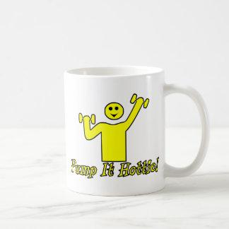 Pump It Hottie Coffee Mug