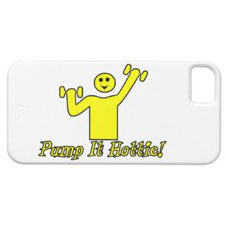 Pump It Hottie iPhone SE/5/5s Case