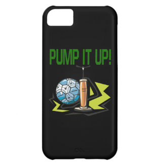 Pump It Up iPhone 5C Covers