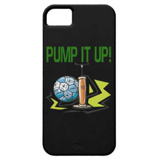 Pump It Up iPhone 5 Cover