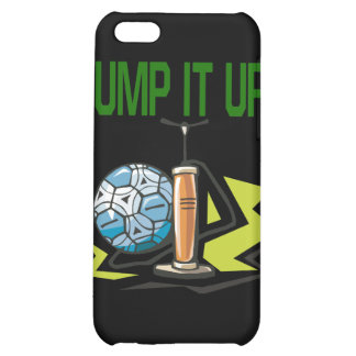 Pump It Up iPhone 5C Cover