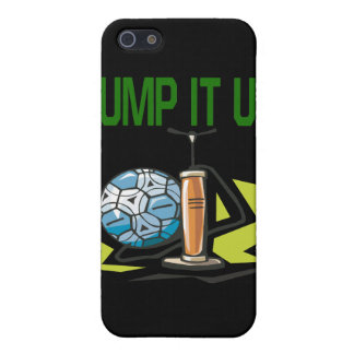 Pump It Up iPhone 5 Cases