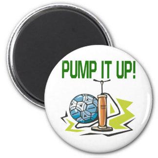 Pump It Up Magnets