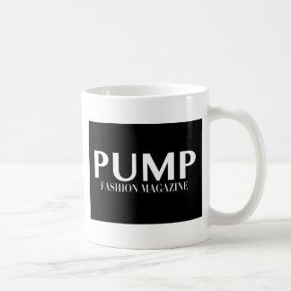 PUMP Magazine Awards Coffee Mug
