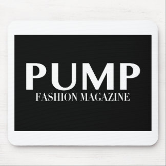PUMP Magazine Awards Mouse Pad