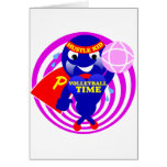 Pump Time Volleyball Time Greeting Cards