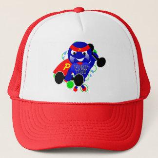 Pump Time Weightlifter Trucker Hat