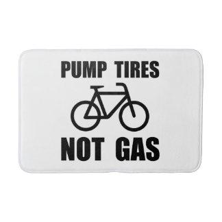 Pump Tires Bath Mats