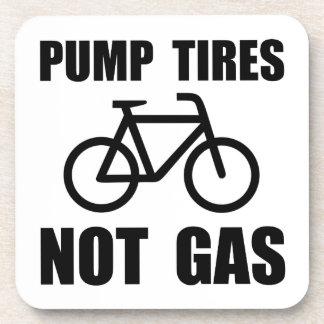 Pump Tires Coaster