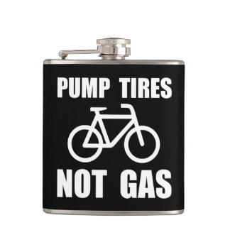 Pump Tires Flasks