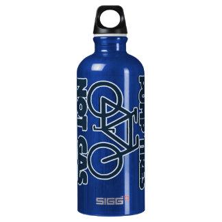 Pump Tires not Gas SIGG Traveler 0.6L Water Bottle