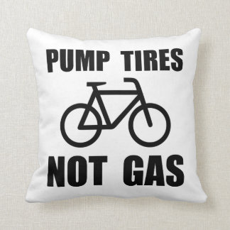 Pump Tires Pillows