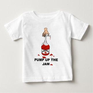 Pump Up The Jam Baby T-Shirt